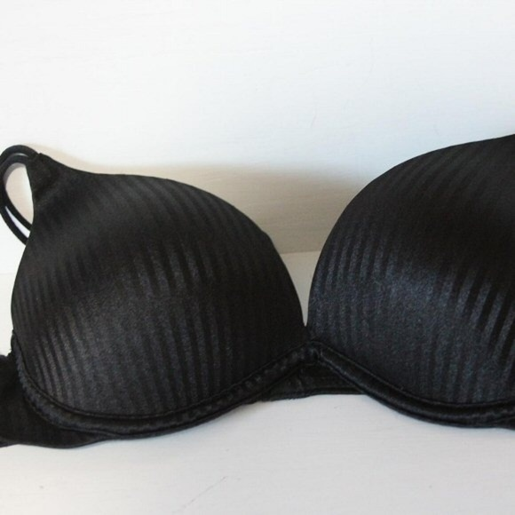 Ambrielle Other - Ambrielle Super Padded Black Bra Size 34A